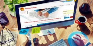 Phân biệt thông báo và đăng ký website với Bộ Công Thương