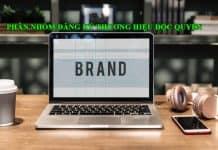Phân nhóm đăng ký thương hiệu độc quyền